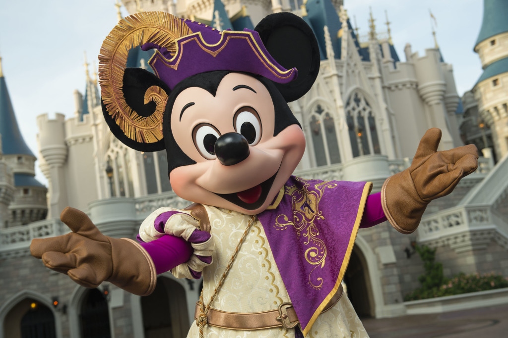 Mickeys Royal Friendship Faire es lo nuevo en Magic Kingdom. Foto Walt Disney World.