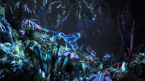Foto Pandora, the World of Avatar-Disney Parks Blog.