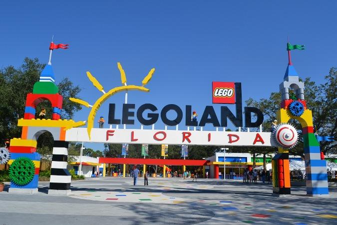 Legoland Florida. Foto Gregorio Mayí.