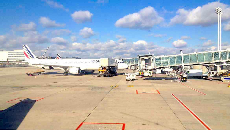 Aeropuerto Internacional John F. Kennedy de New York. Foto/Gregorio Mayi.