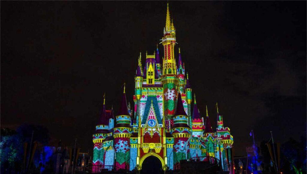 Disney temporada navideña 2021