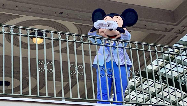 50 aniversario de Walt Disney World. Foto/Gregorio Mayi.